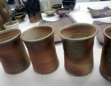 Other Member's Wood Fired Pots