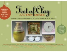 Feet of Clay Holiday Sale 2012