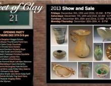Feet of Clay Holiday Sale 2013